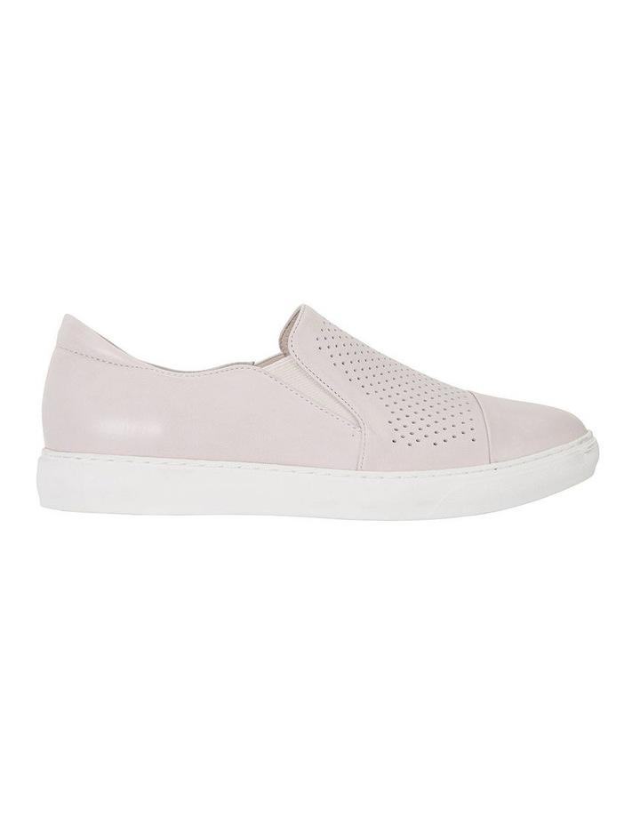 Celina Taupe Nappa Sneaker image 1