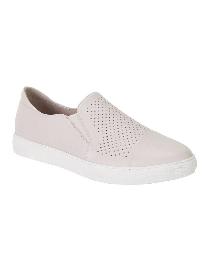Celina Taupe Nappa Sneaker image 2