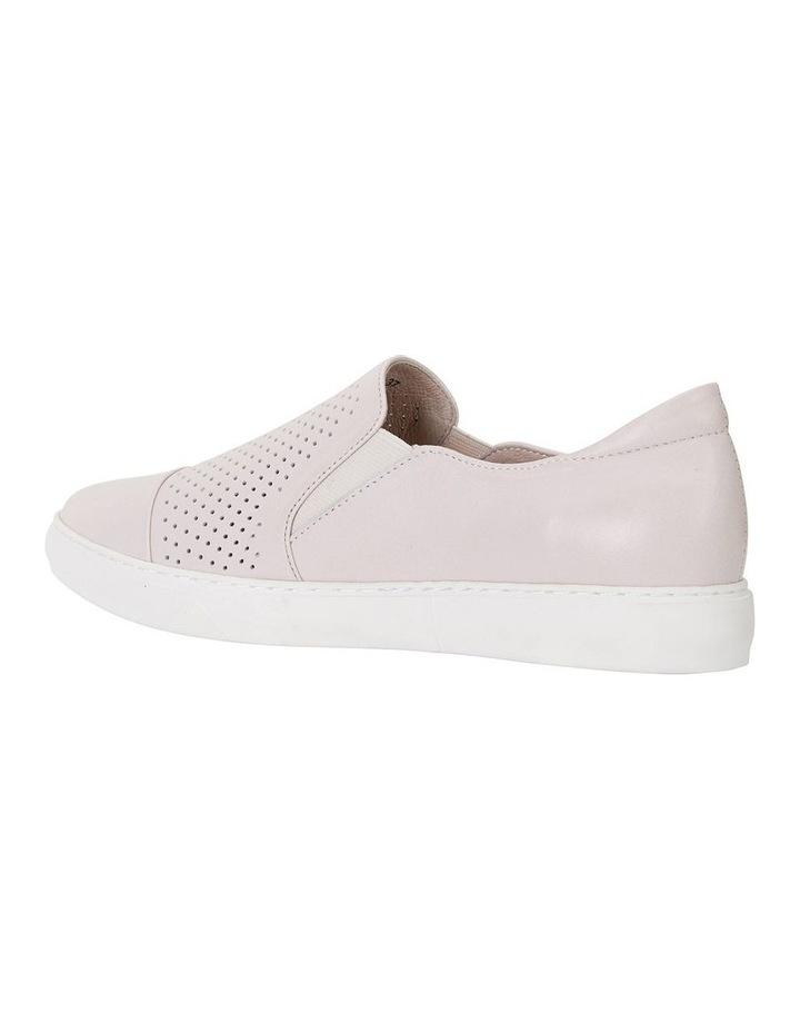 Celina Taupe Nappa Sneaker image 4