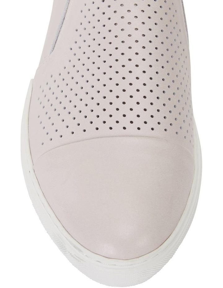 Celina Taupe Nappa Sneaker image 5