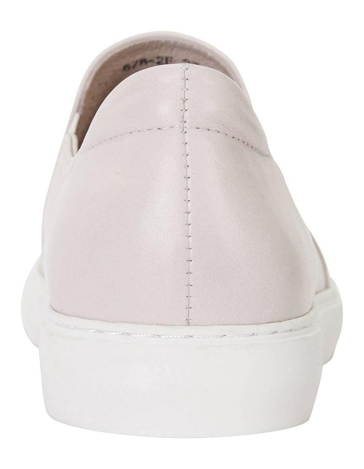 Celina Taupe Nappa Sneaker image 7