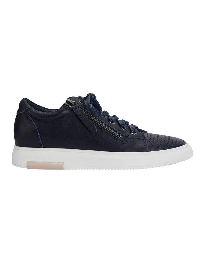 Carson Navy Nappa Sneaker image 1