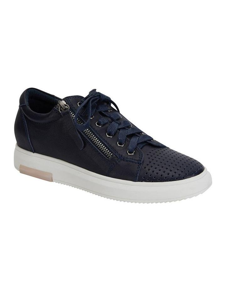 Carson Navy Nappa Sneaker image 2