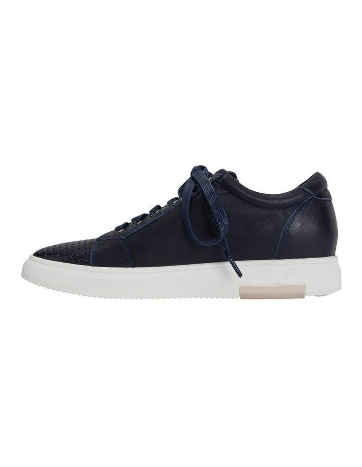 Carson Navy Nappa Sneaker image 3