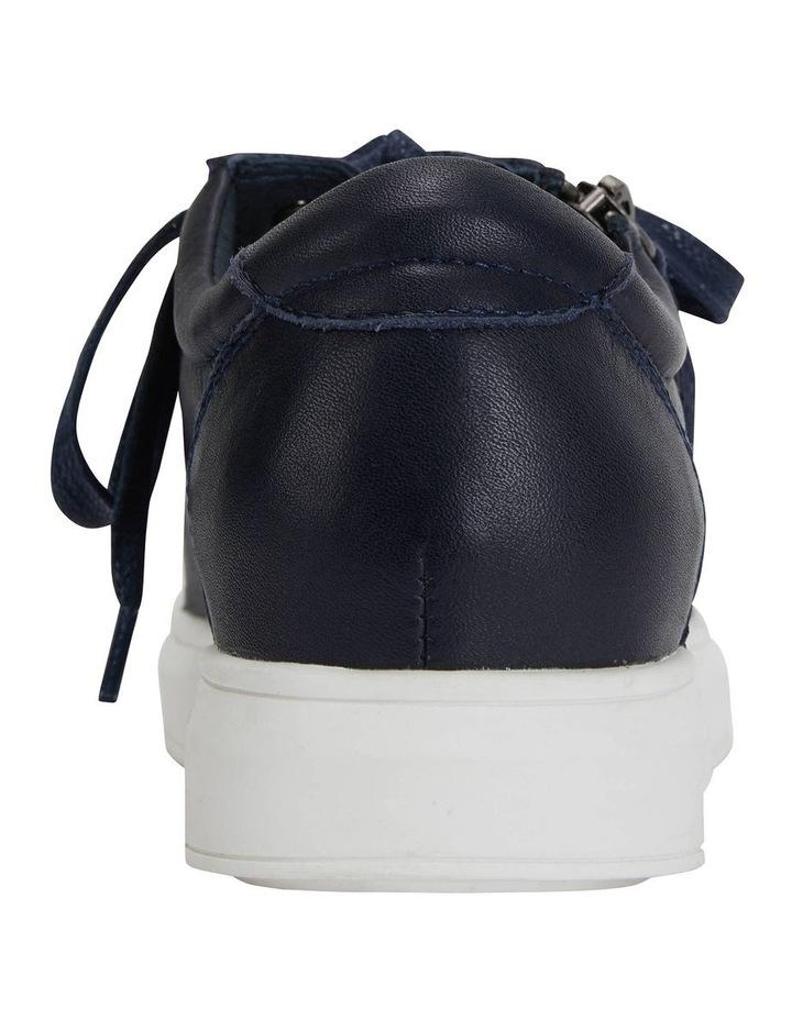 Carson Navy Nappa Sneaker image 6