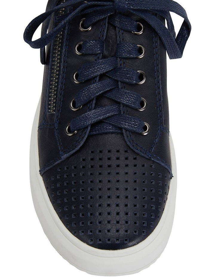 Carson Navy Nappa Sneaker image 7
