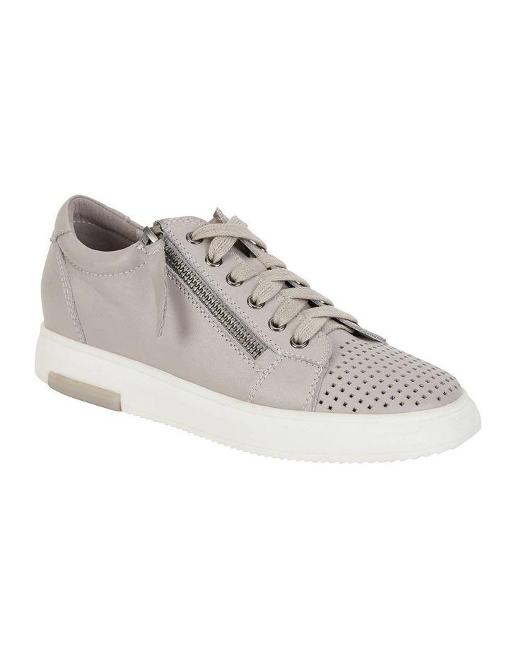 Carson Light Grey Nappa Sneaker image 2