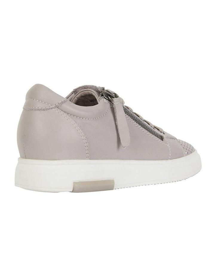 Carson Light Grey Nappa Sneaker image 4