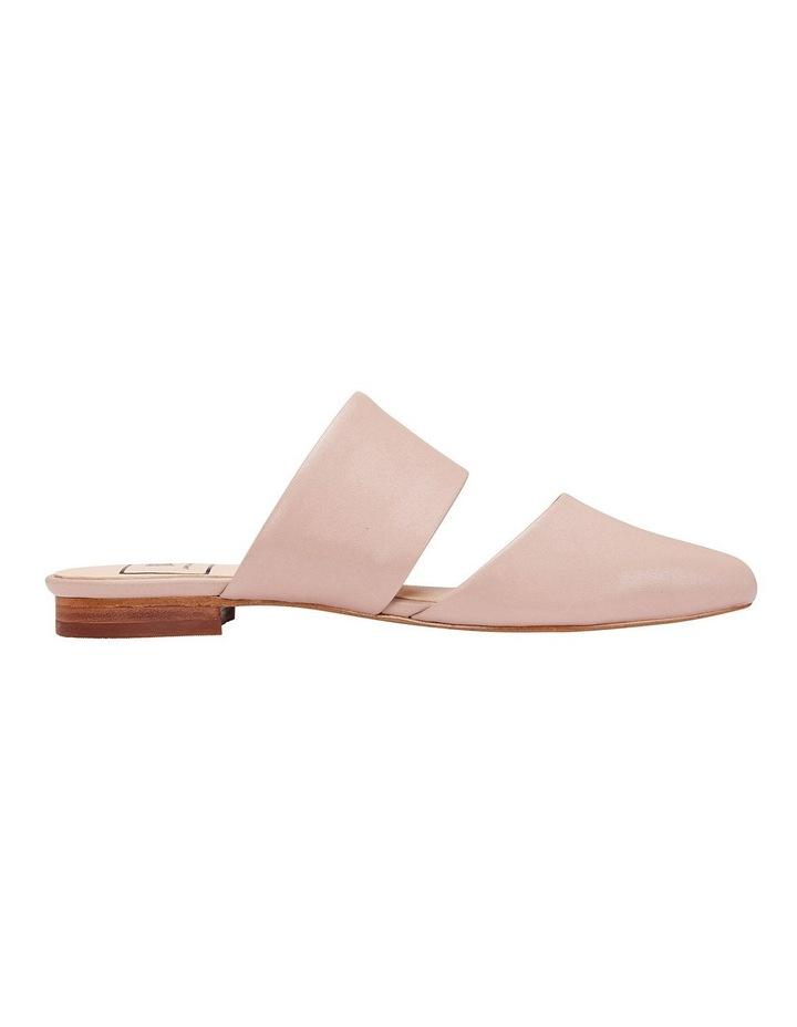 Arcadia Pale Pink Glove Mule image 1