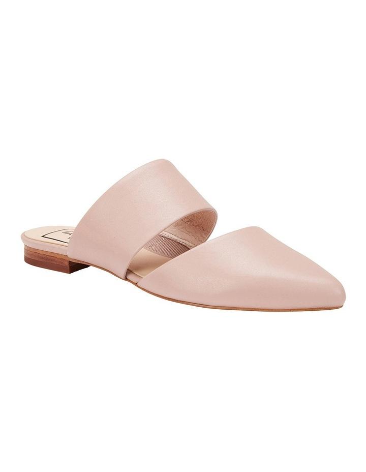 Arcadia Pale Pink Glove Mule image 4