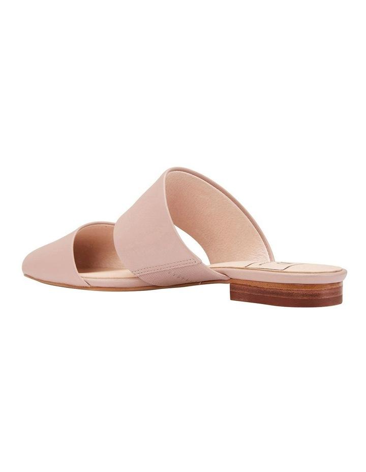 Arcadia Pale Pink Glove Mule image 7