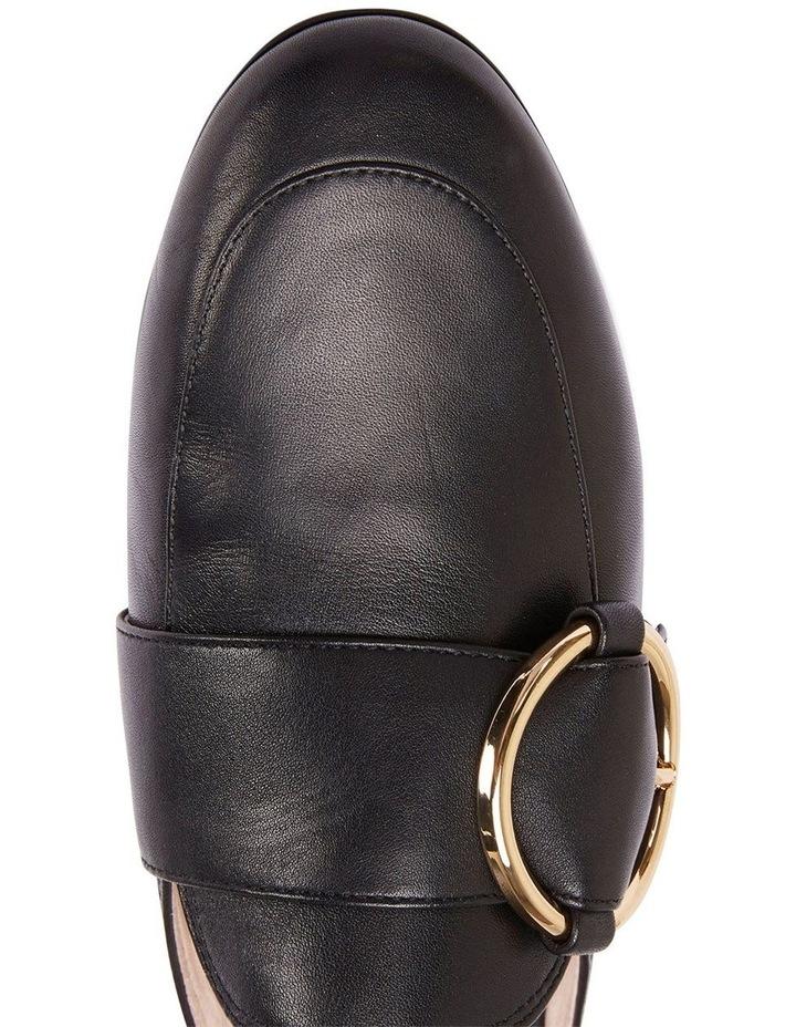 Halo Black Glove Loafer image 7