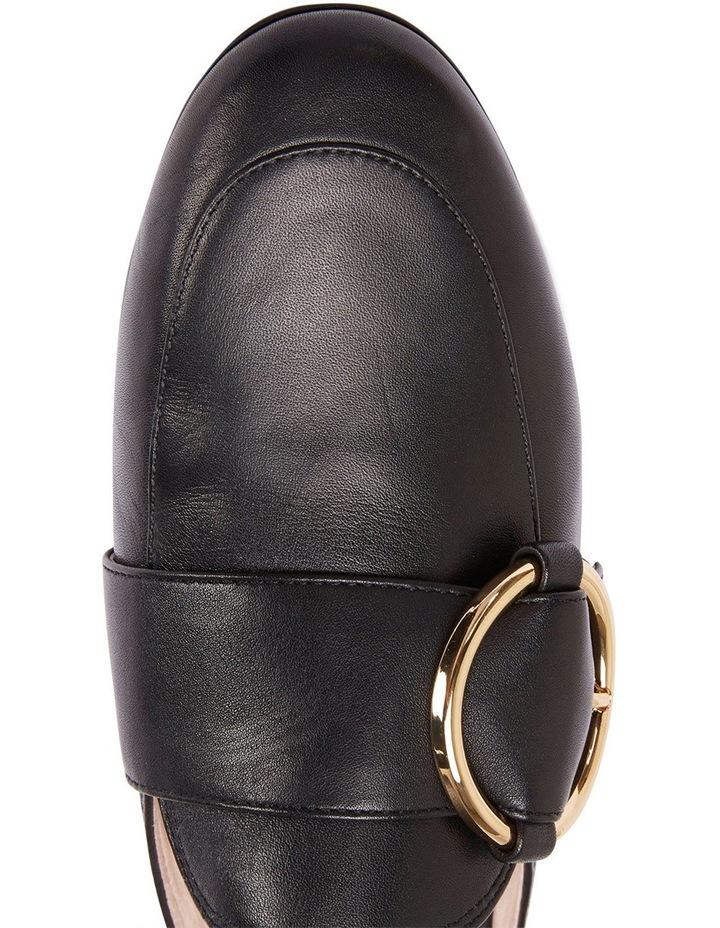 Halo Black Glove Loafer image 8