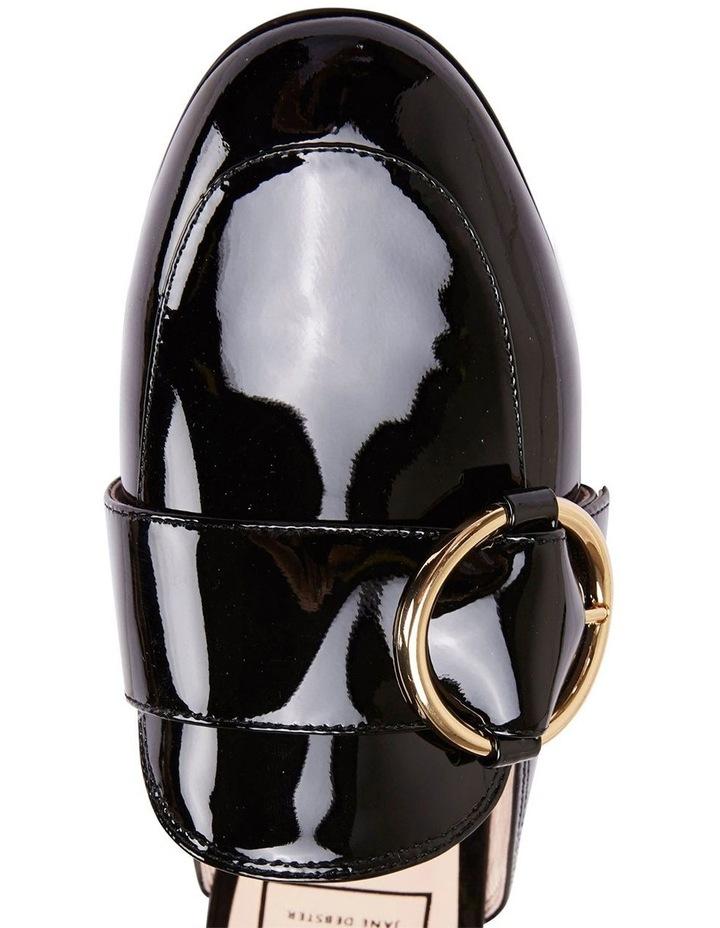 Halo Black Patent Loafer image 7