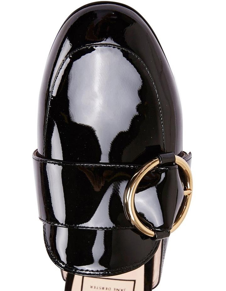 Halo Black Patent Loafer image 8