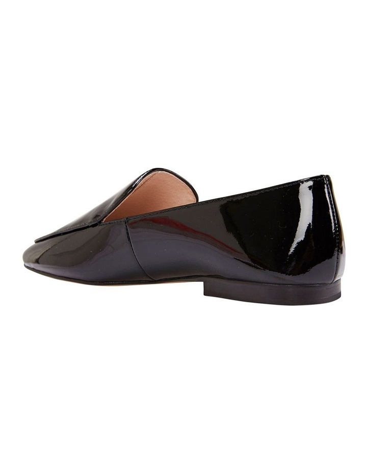 Haven Black Patent Loafer image 5