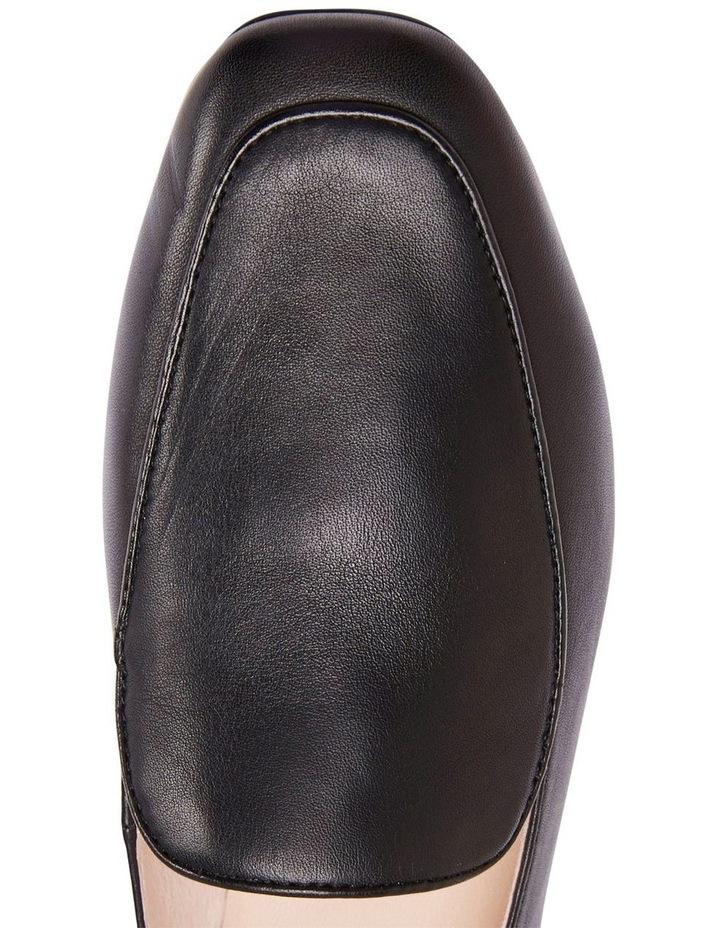 Haven Black Glove Loafer image 7