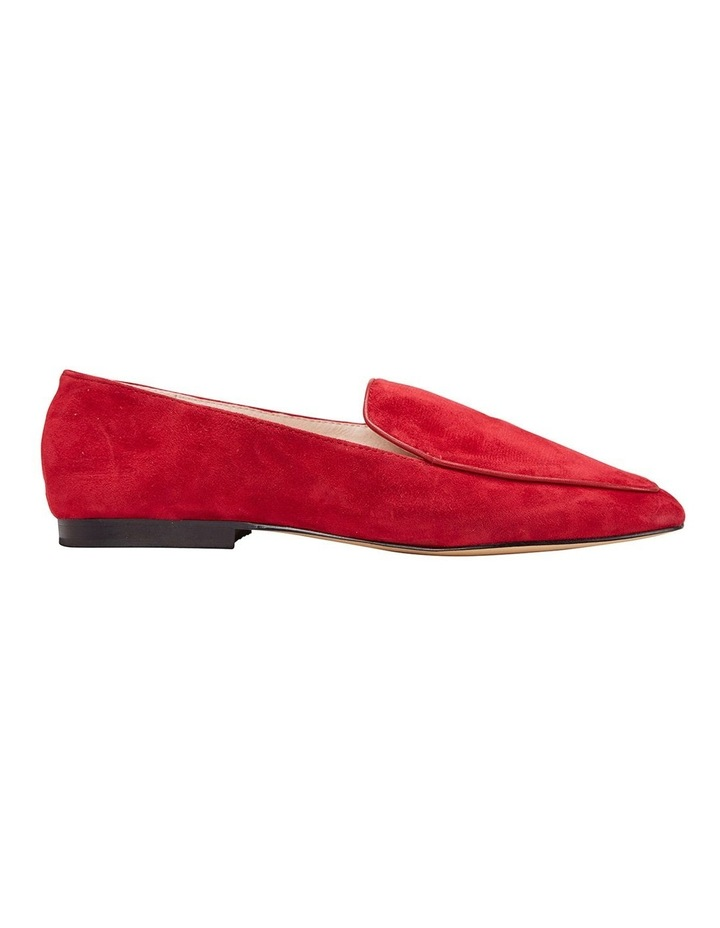 Haven Red Suede Loafer image 1