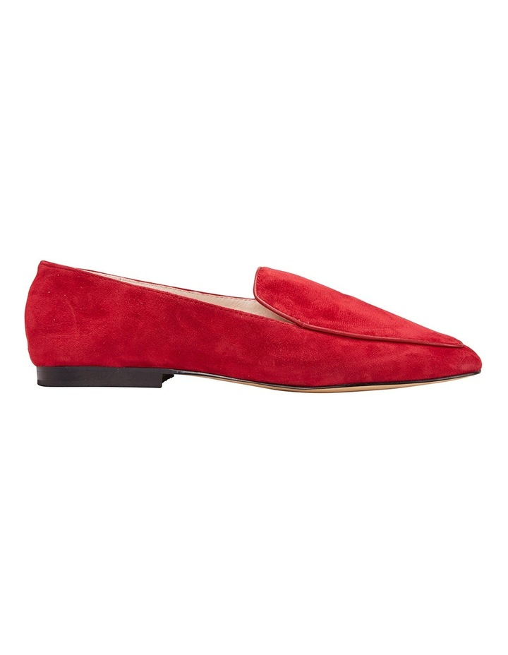 Haven Red Suede Loafer image 2