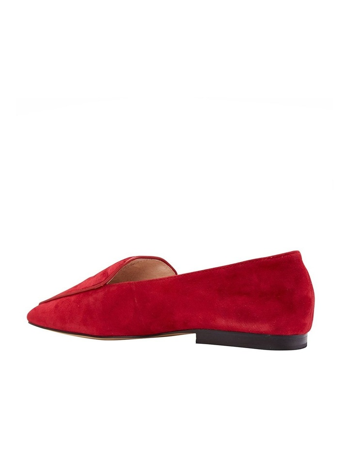 Haven Red Suede Loafer image 7