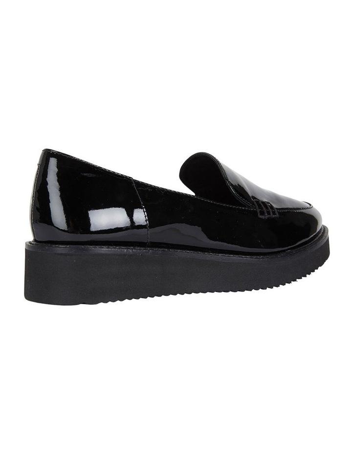 Jane Debster Vista Black Patent Flatform Loafer image 4