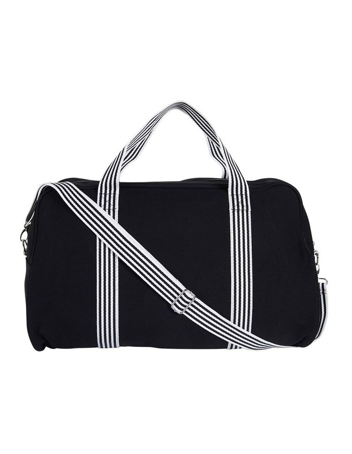 RAVELLA Duffle Black/White Bag image 1