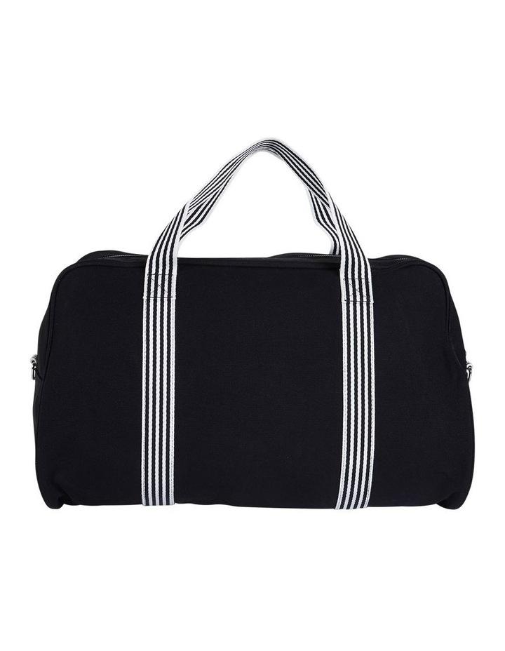 RAVELLA Duffle Black/White Bag image 2