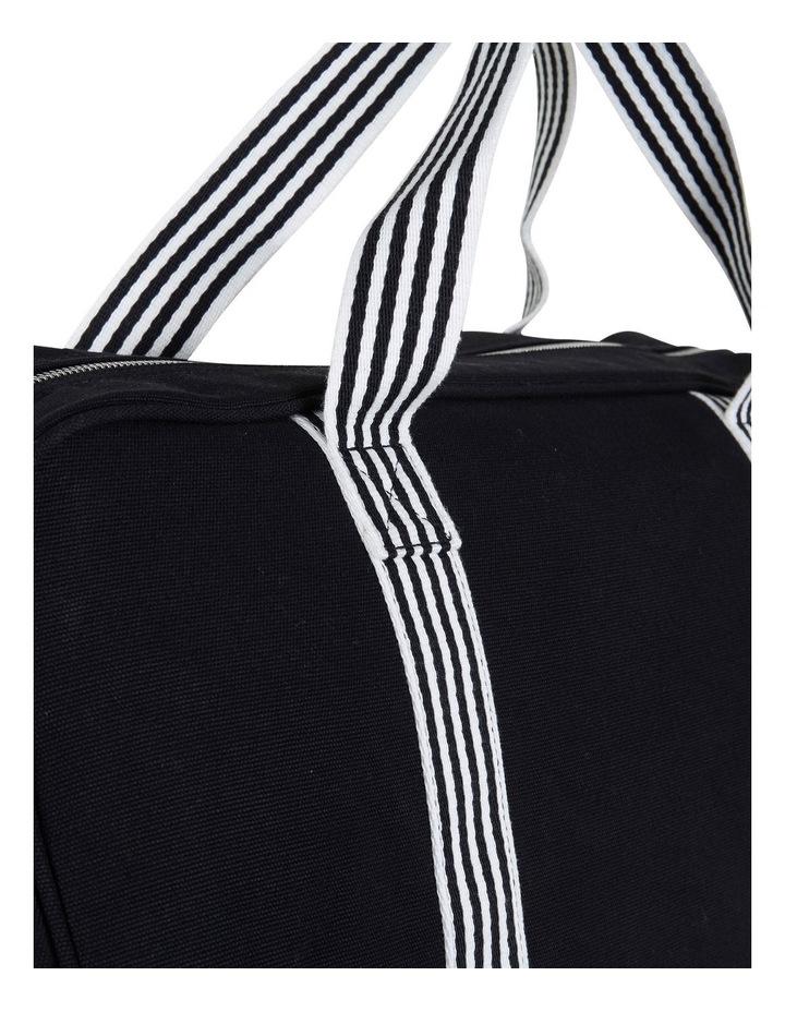 RAVELLA Duffle Black/White Bag image 4