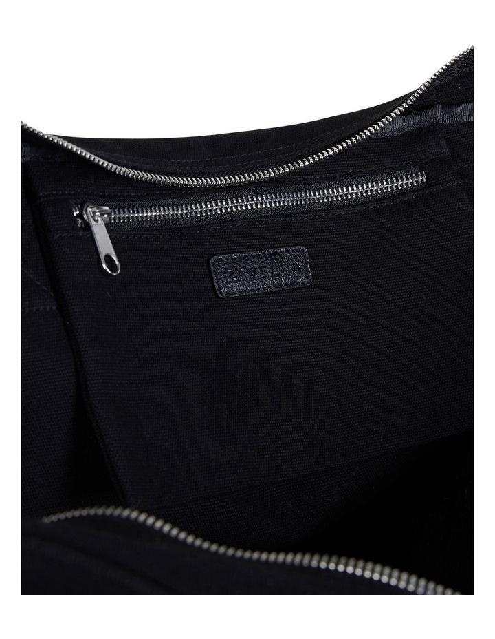 RAVELLA Duffle Black/White Bag image 5