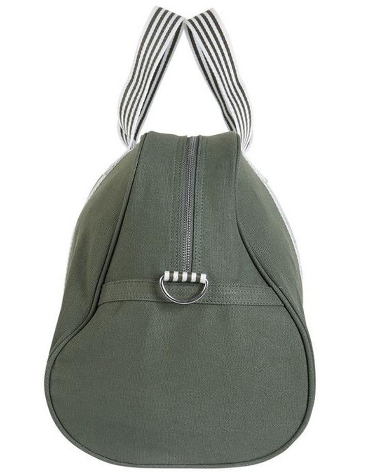 RAVELLA Duffle Khaki/White Bag image 3