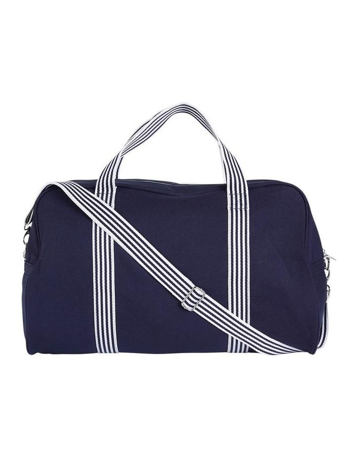 RAVELLA Duffle Navy/White Bag image 1