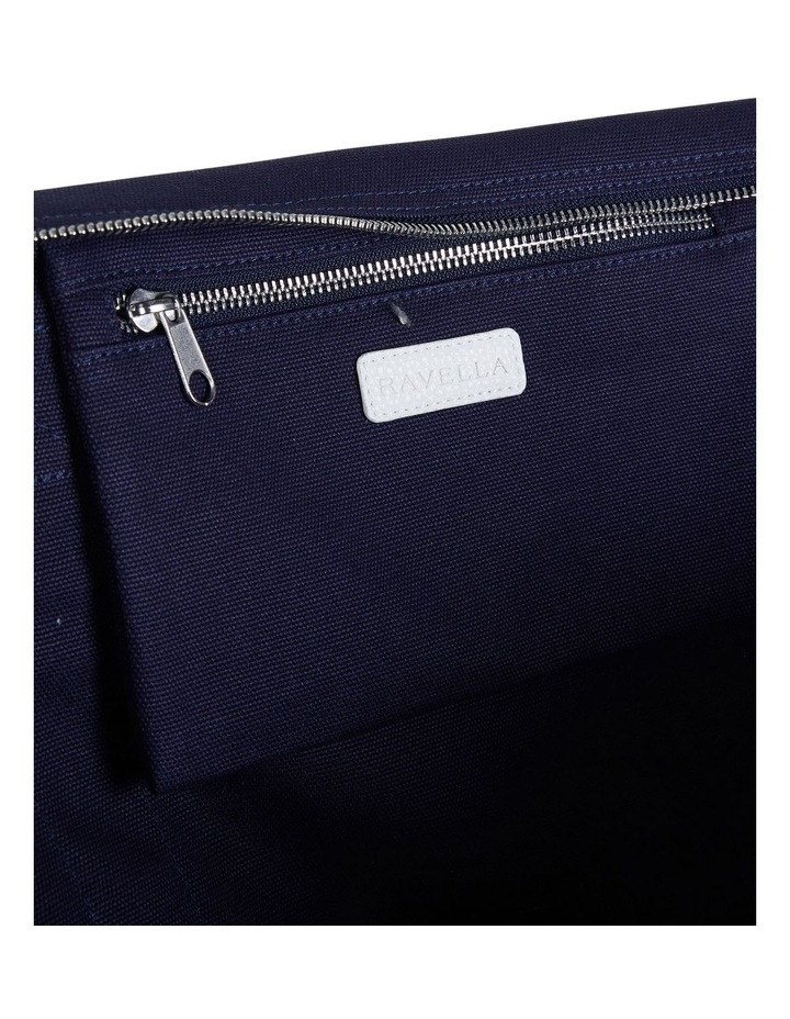 RAVELLA Duffle Navy/White Bag image 5