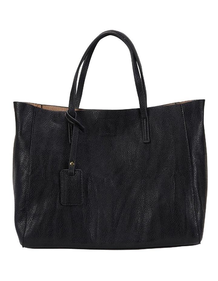 SANDLER Billi Black Tote Bag image 1