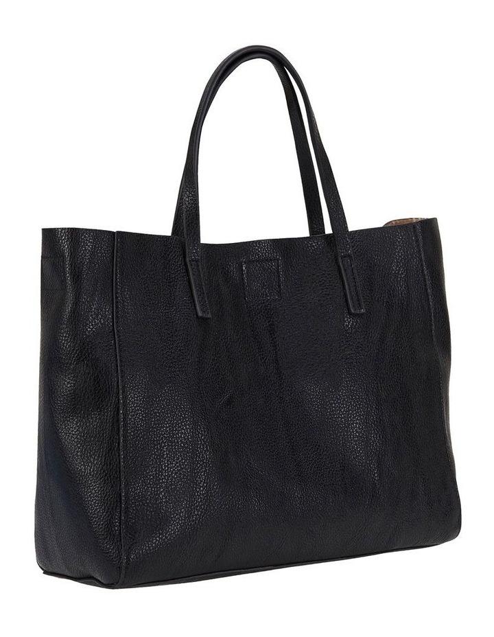 SANDLER Billi Black Tote Bag image 3