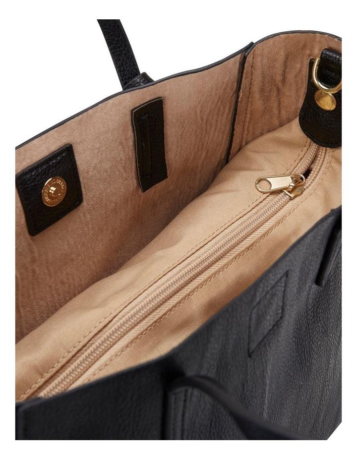SANDLER Billi Black Tote Bag image 4