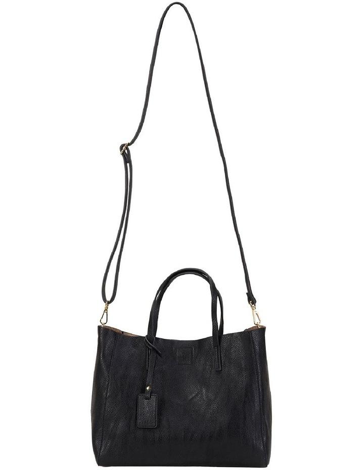 SANDLER Billi Black Tote Bag image 5