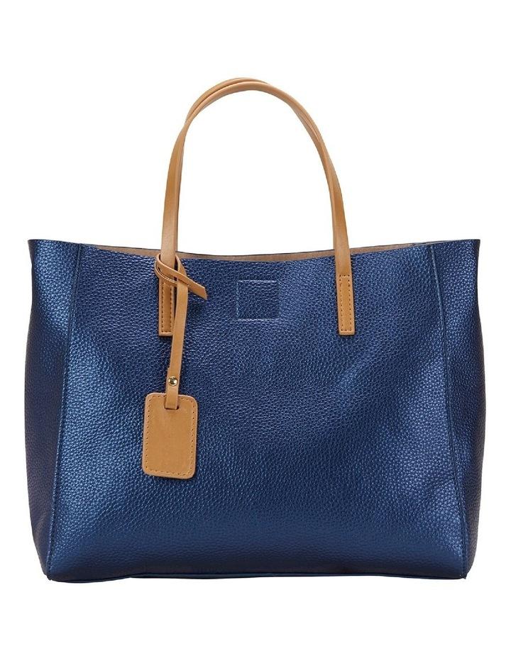 SANDLER Billi Blue Tote Bag image 1