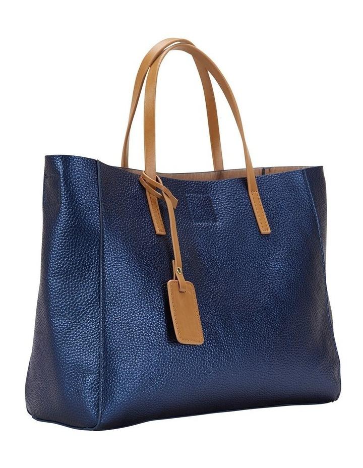 SANDLER Billi Blue Tote Bag image 3