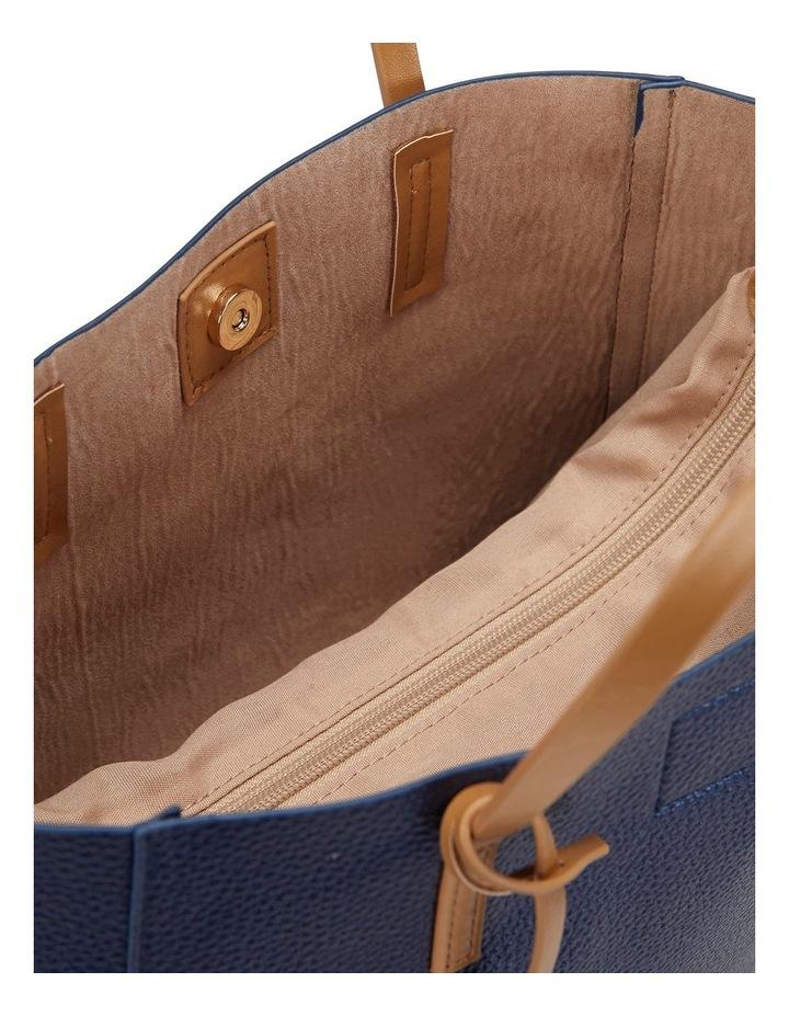 SANDLER Billi Blue Tote Bag image 4
