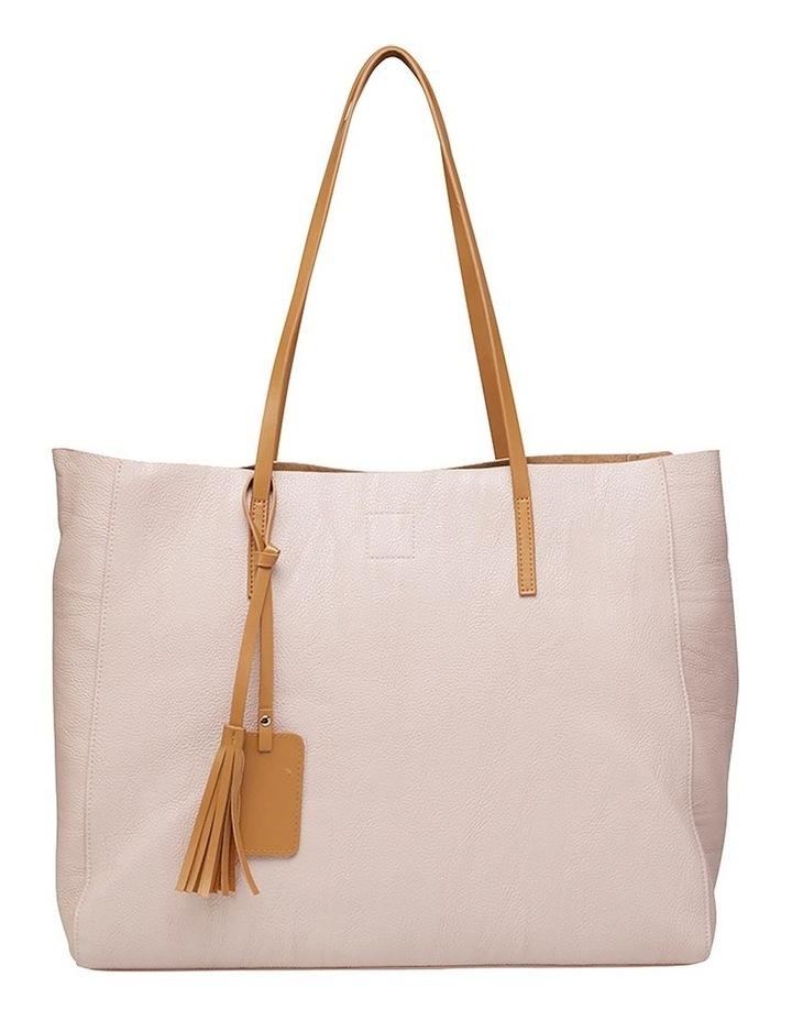 SANDLER Bobbi Light Pink Tote Bag image 2