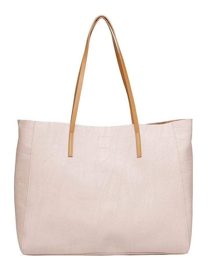 SANDLER Bobbi Light Pink Tote Bag image 3