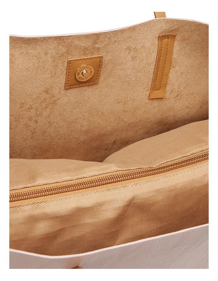 SANDLER Bobbi Light Pink Tote Bag image 4