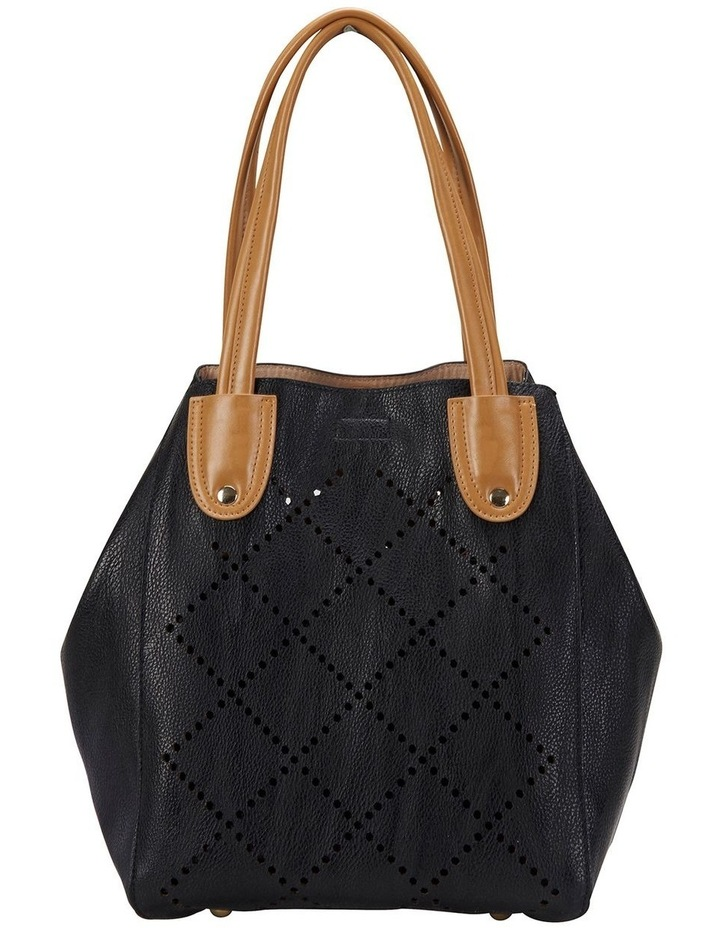 SANDLER Molly Black Shoulder Bag image 1