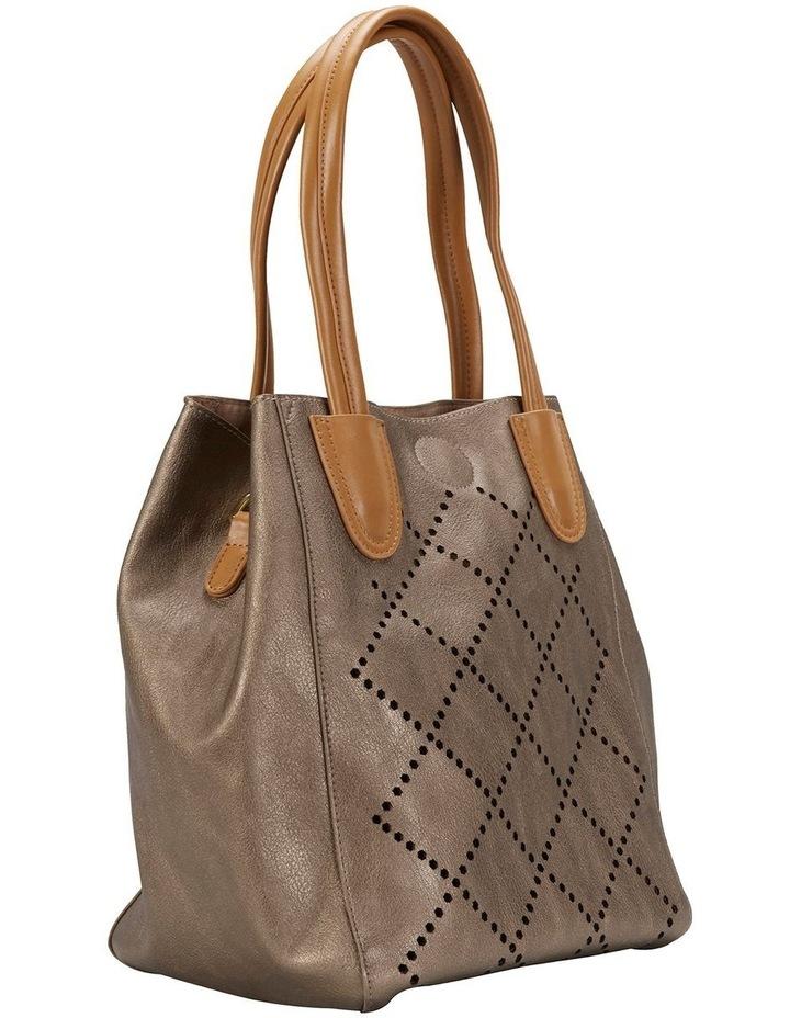 SANDLER Molly Pewter Shoulder Bag image 2