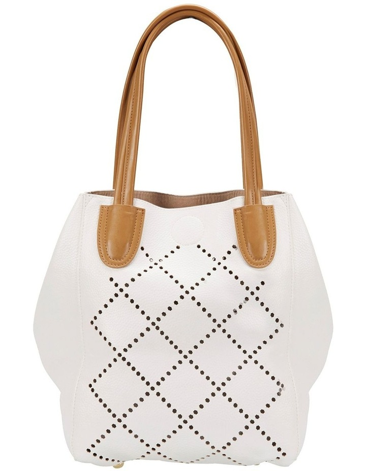 SANDLER Molly White Shoulder Bag image 1
