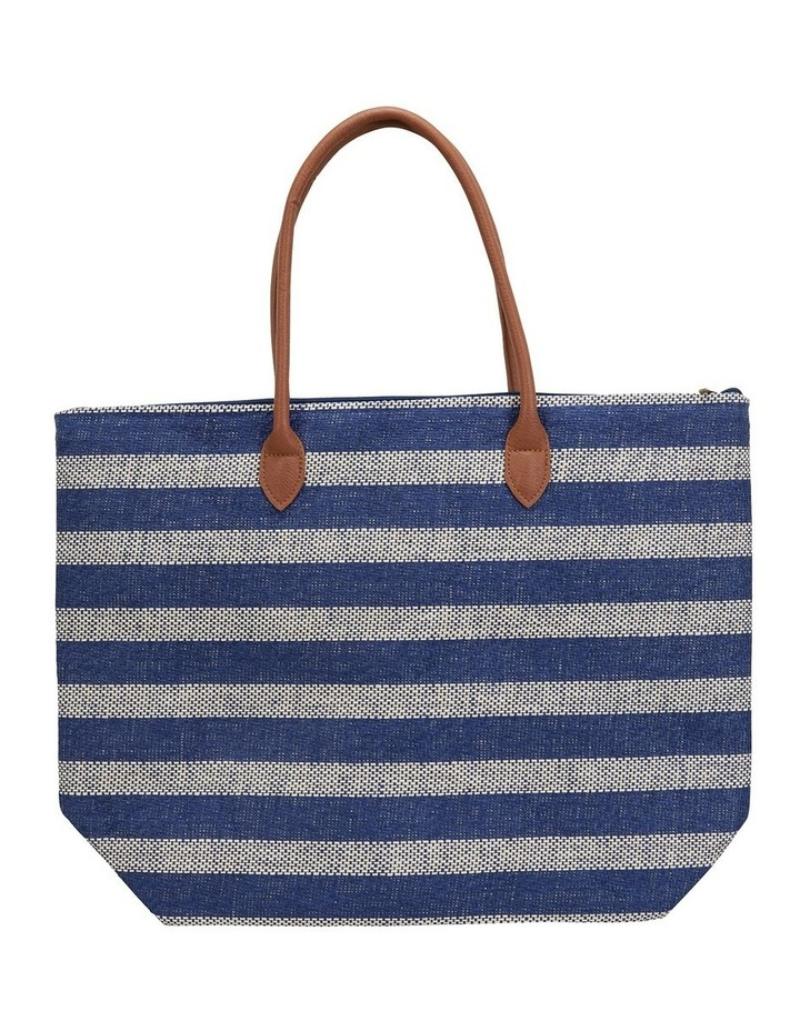 SANDLER Bailey Navy Tote Bag image 2