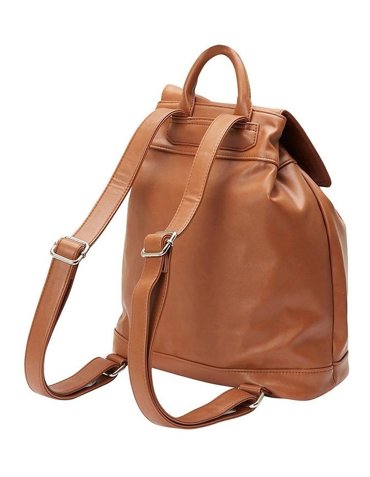 SANDLER Blazer Tan Back Pack image 2