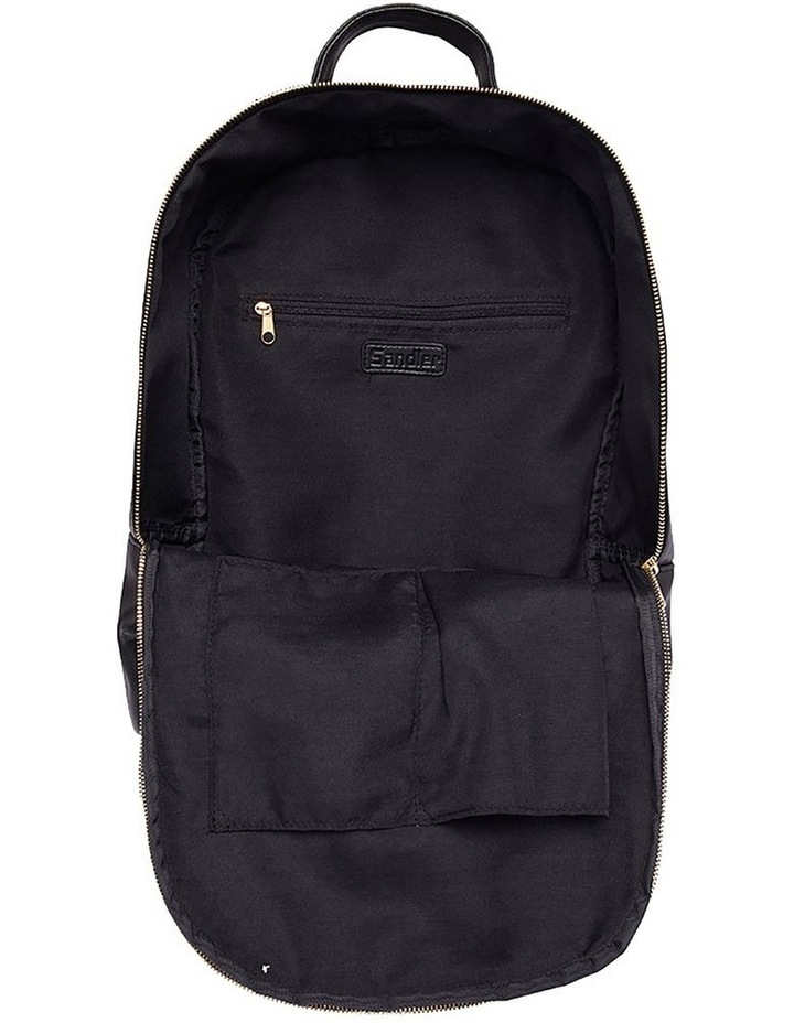 SANDLER Benji Black Back Pack image 4