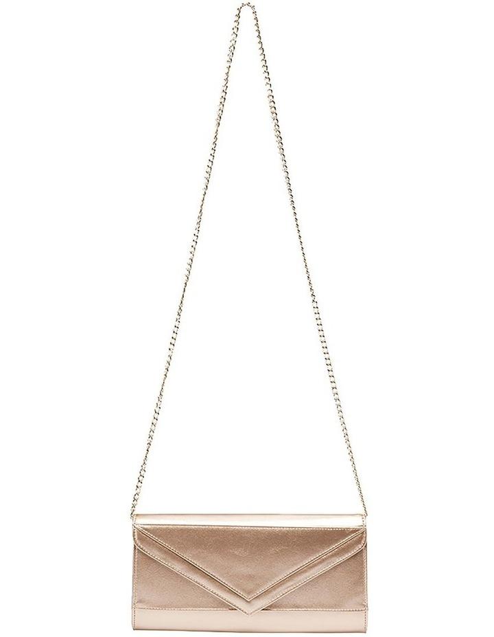 SANDLER Paige Gold Clutch Bag image 2
