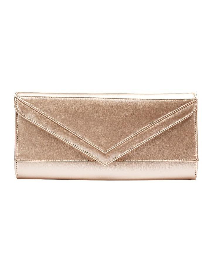 SANDLER Paige Gold Clutch Bag image 3
